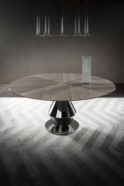 grand palais dining table. grand palais round dining table e